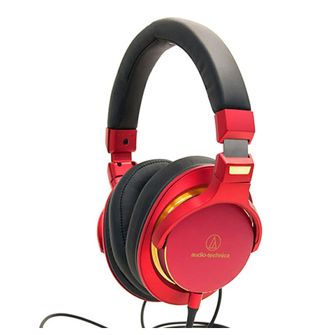Tai nghe Audio Technica ATH-MSR7 Red